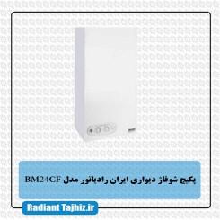 پکیج دیواری ایران رادیاتور مدل BM24CF